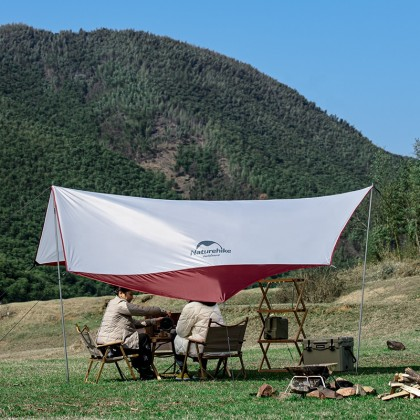 Naturehike 4 Section Camping Canopy Pole Tent Tarp Pole