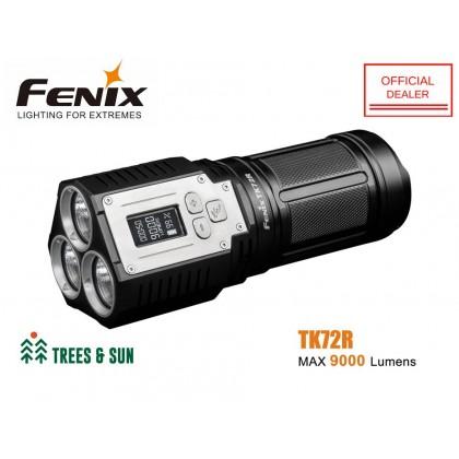 FENIX Super Bright Smart Flashlight  TK72R [9000Lumens]