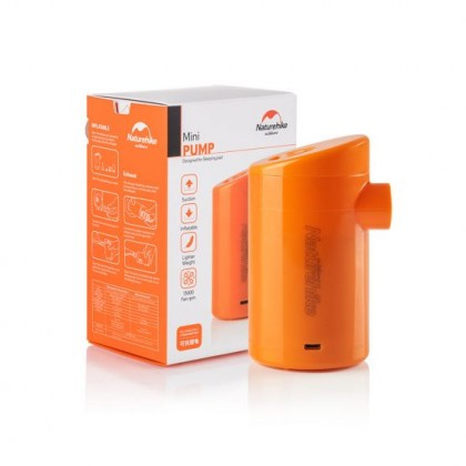 Multifunction Portable Mini Air Pump (Rechargeable)