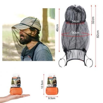 Naturehike Anti Mosquito Insect Net Hat Mask Headgear