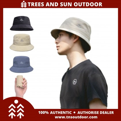 Naturehike Light and Quick Dry Soft Foldable Outdoor Round Fisherman Hat