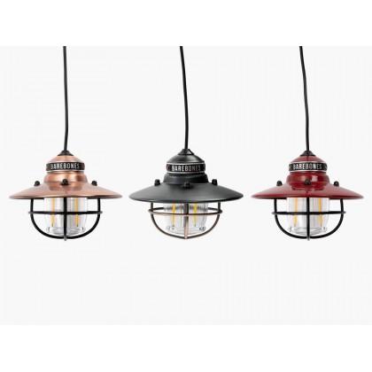 Barebones Edison Pendant String Light